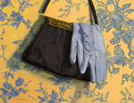 French Purse and Gloves by Leighann Foster